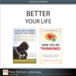 Ebook in inglese Better Your Life (Collection) Chartrand, Judy , Elder, Linda , Emery, Stewart , Hall, Russ