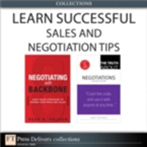 Ebook in inglese Learn Successful Sales and Negotiation Tips (Collection) Holden, Reed K. , Thompson, Leigh