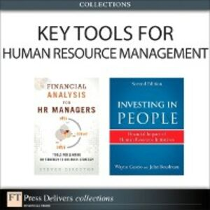 Ebook in inglese Key Tools for Human Resource Management (Collection) Boudreau, John , Cascio, Wayne , Director, Steven