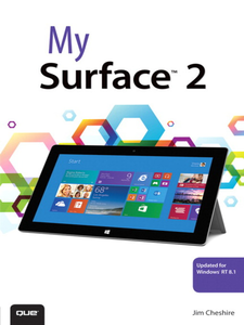 Ebook in inglese My Surface 2 Cheshire, Jim
