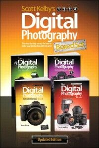 Foto Cover di Scott Kelby's Digital Photography Boxed Set, Parts 1, 2, 3, and 4, Updated Edition, Ebook inglese di Scott Kelby, edito da Pearson Education