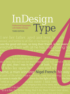 Ebook in inglese InDesign Type French, Nigel