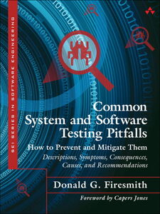 Foto Cover di Common System and Software Testing Pitfalls, Ebook inglese di Donald G. Firesmith, edito da Pearson Education