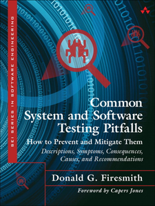 Ebook in inglese Common System and Software Testing Pitfalls Firesmith, Donald G.