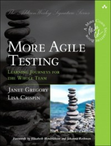 Ebook in inglese More Agile Testing Crispin, Lisa , Gregory, Janet