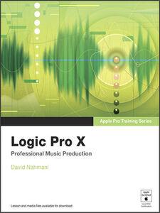 Ebook in inglese Logic Pro X Nahmani, David