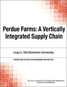 Foto Cover di Perdue Farms, Ebook inglese di Chuck Munson, edito da Pearson Education