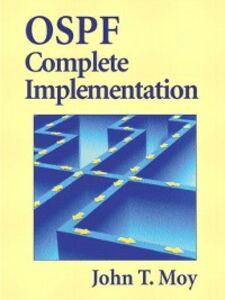 Ebook in inglese OSPF Complete Implementation Moy, John
