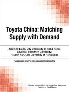 Ebook in inglese Toyota China Munson, Chuck