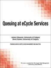 Queuing at eCycle Services