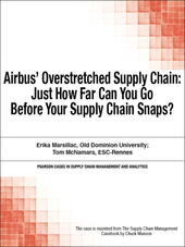 Airbus'Overstretched Supply Chain