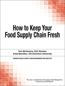 Ebook in inglese How to Keep Your Food Supply Chain Fresh Munson, Chuck