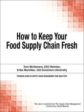 How to Keep Your Food Supply Chain Fresh