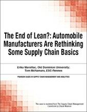 End of Lean?
