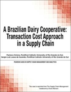 Ebook in inglese Brazilian Dairy Cooperative Munson, Chuck
