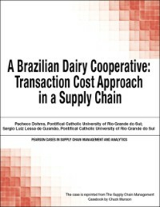 Ebook in inglese Brazilian Dairy Cooperative Munson, Chuck