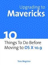Upgrading to Mavericks
