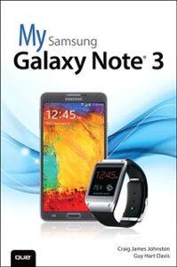Ebook in inglese My Samsung Galaxy Note 3 Hart-Davis, Guy , Johnston, Craig James