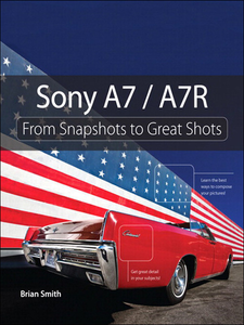 Ebook in inglese Sony A7 / A7R Smith, Brian