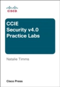 Ebook in inglese CCIE Security v4.0 Practice Labs Timms, Natalie