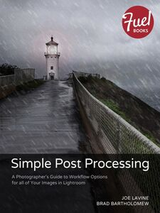 Ebook in inglese Simple Post Processing Bartholomew, Brad , Lavine, Joe