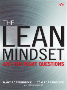 Ebook in inglese The Lean Mindset Poppendieck, Mary , Poppendieck, Tom