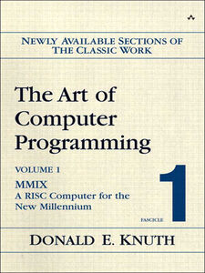 Ebook in inglese The Art of Computer Programming, Volume 1, Fascicle 1 Knuth, Donald E.