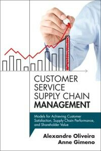 Ebook in inglese Customer Service Supply Chain Management Gimeno, Anne , Oliveira, Alexandre