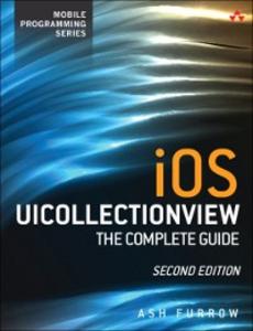 Ebook in inglese iOS UICollectionView Furrow, Ash