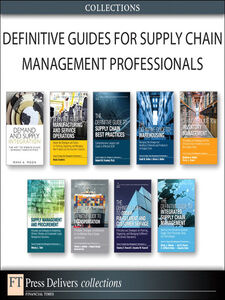 Foto Cover di Defintive Guides for Supply Chain Management Professionals, Ebook inglese di AA.VV edito da Pearson Education