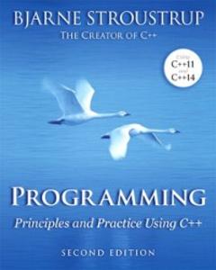 Ebook in inglese Programming Stroustrup, Bjarne