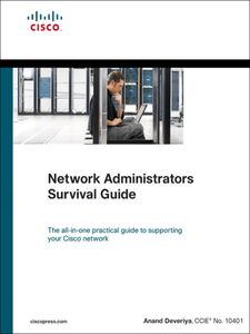 Foto Cover di Network Administrators Survival Guide, Ebook inglese di Anand Deveriya, edito da Pearson Education