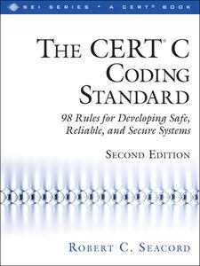 Ebook in inglese The CERT® C Coding Standard Seacord, Robert C.