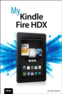 Ebook in inglese My Kindle Fire HDX Kettell, Jennifer Ackerman