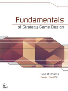 Foto Cover di Fundamentals of Strategy Game Design, Ebook inglese di Ernest Adams, edito da Pearson Education
