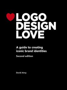 Ebook in inglese Logo Design Love Airey, David