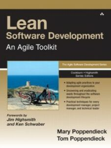 Foto Cover di Lean Software Development, Ebook inglese di Mary Poppendieck,Tom Poppendieck, edito da Pearson Education