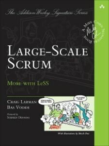Foto Cover di Large-Scale Scrum, Ebook inglese di Craig Larman,Bas Vodde, edito da Pearson Education