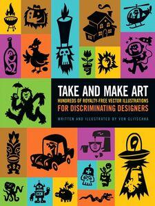 Ebook in inglese Take and Make Art Glitschka, Von