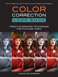 Ebook in inglese Color Correction Look Book Hurkman, Alexis Van