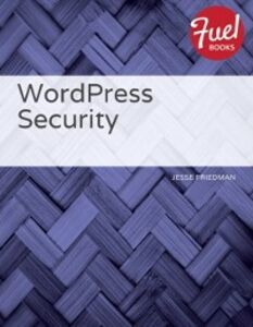 Ebook in inglese WordPress Security Friedman, Jesse