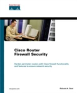 Ebook in inglese Cisco Router Firewall Security Deal, Richard