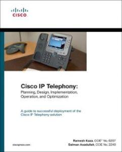 Foto Cover di Cisco IP Telephony, Ebook inglese di Salman Asadullah,Ramesh Kaza, edito da Pearson Education