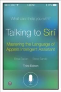 Ebook in inglese Talking to Siri Sadun, Erica , Sande, Steve