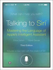 Ebook in inglese Talking to Siri Sadun, Erica , Sande, Steve