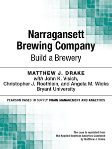 Ebook in inglese Narragansett Brewing Company Drake, Matthew J.