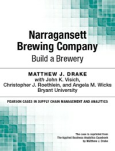 Ebook in inglese Narragansett Brewing Company Drake, Matthew J.
