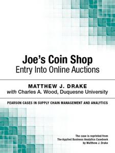 Ebook in inglese Joe's Coin Shop Drake, Matthew J.