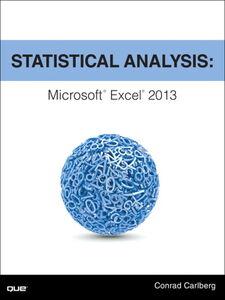 Foto Cover di Statistical Analysis, Ebook inglese di Conrad Carlberg, edito da Pearson Education