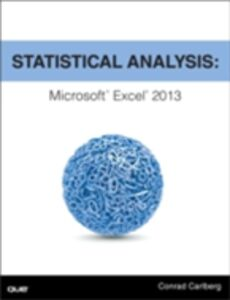 Ebook in inglese Statistical Analysis Carlberg, Conrad